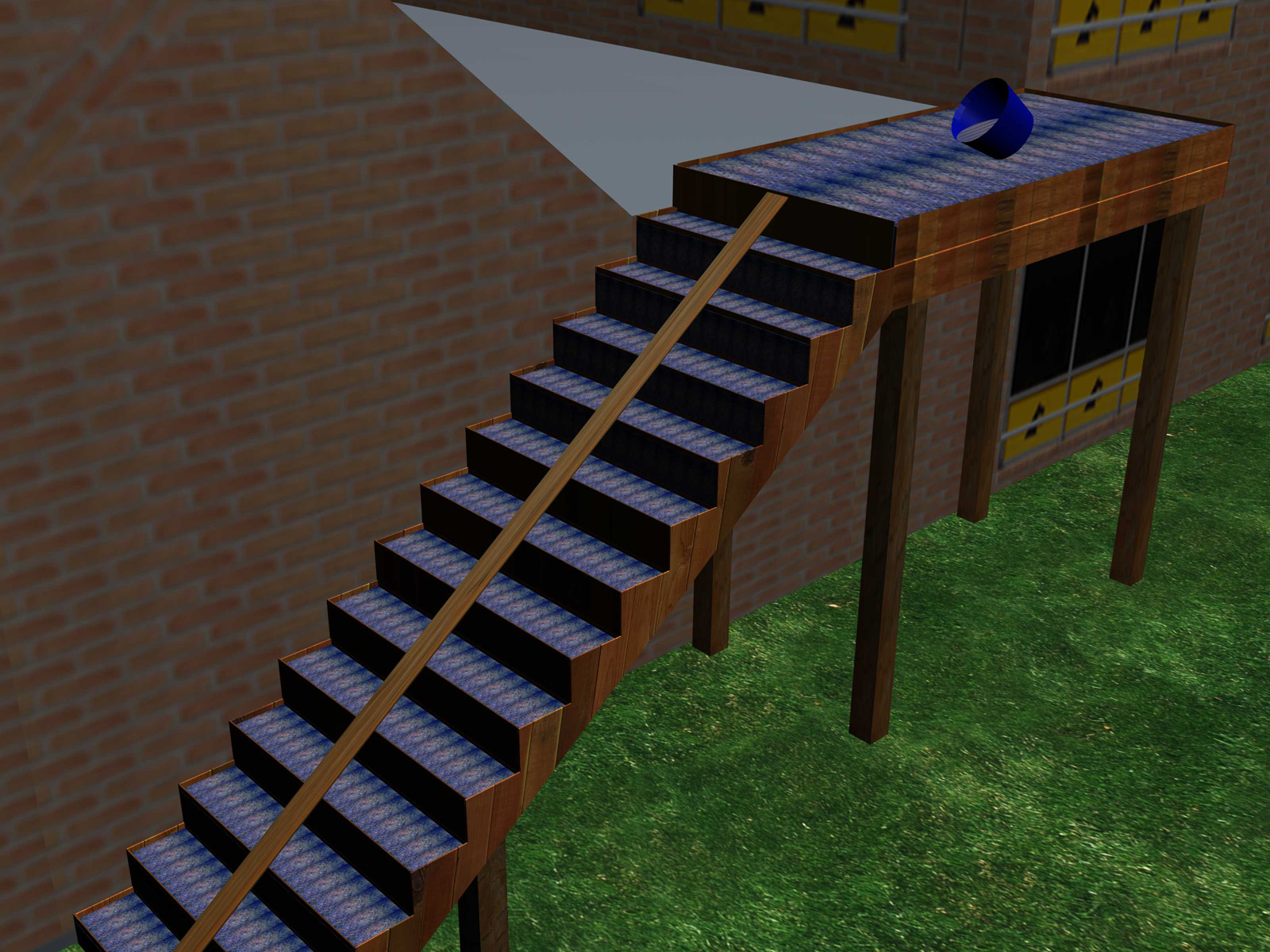 Build-Brick-Stairs-Step-3