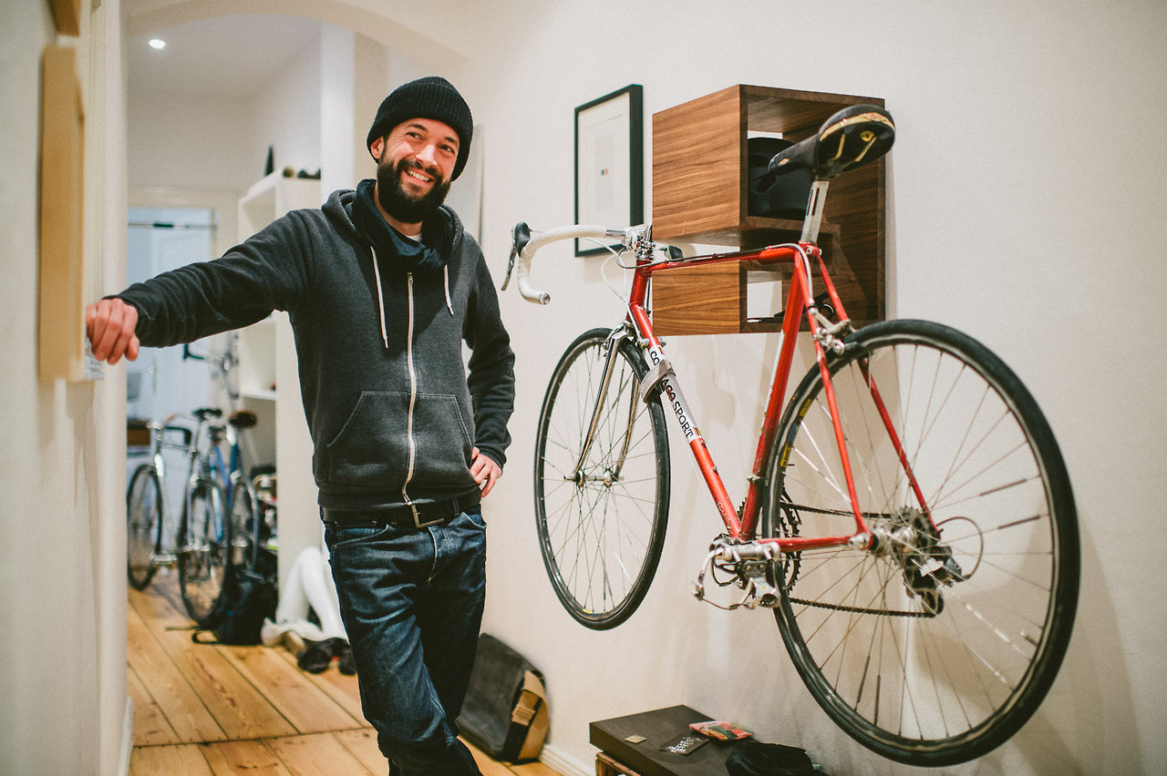 О горном велосипеде: Как и где лучше хранить велосипед