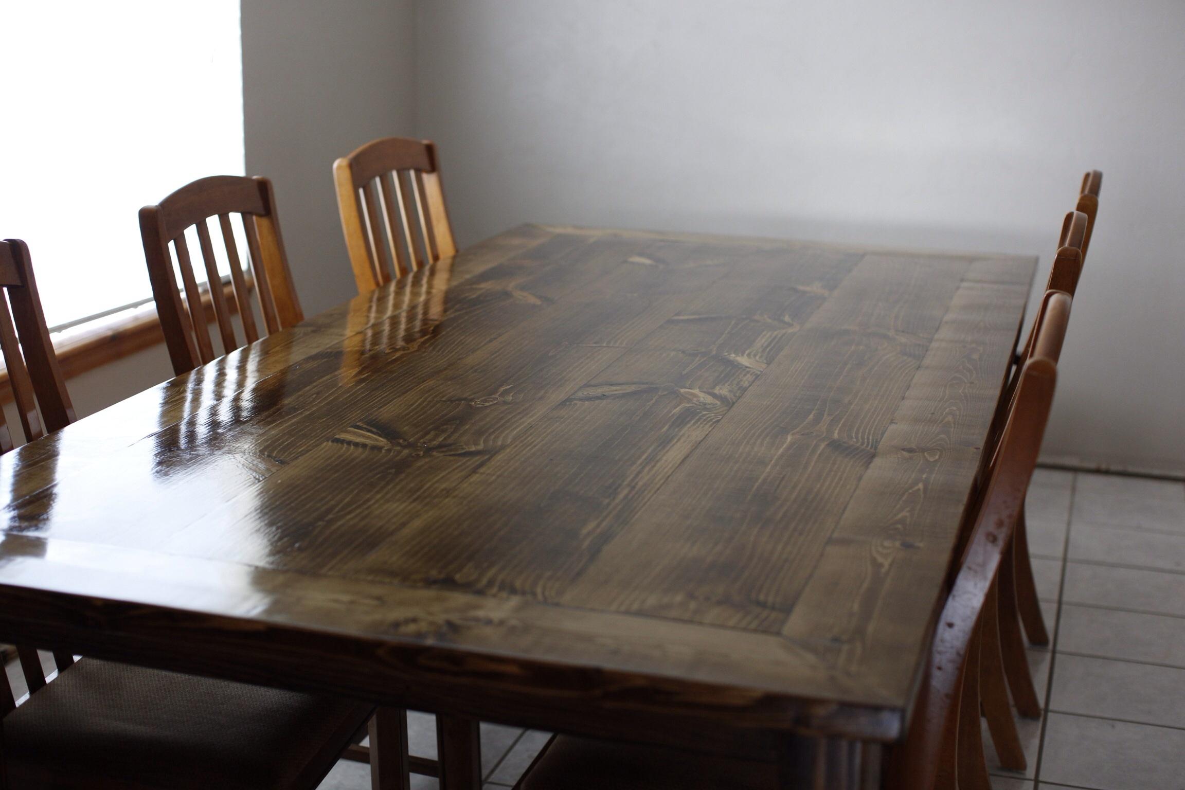 Как сделать кухонный стол из дерева своими руками чертежи фото 725