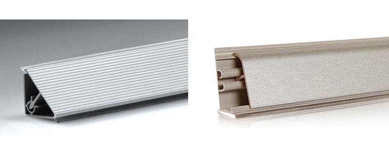 Внутренние силиконовые вкладыши (упираются в элементы крепления)