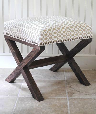 Дизайн деревянной табуретки своими руками