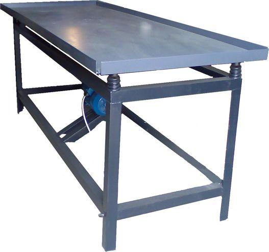 Вибростол для уплотнения бетонного раствора