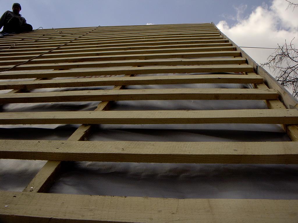 Как сделать холодную крышу фото 884