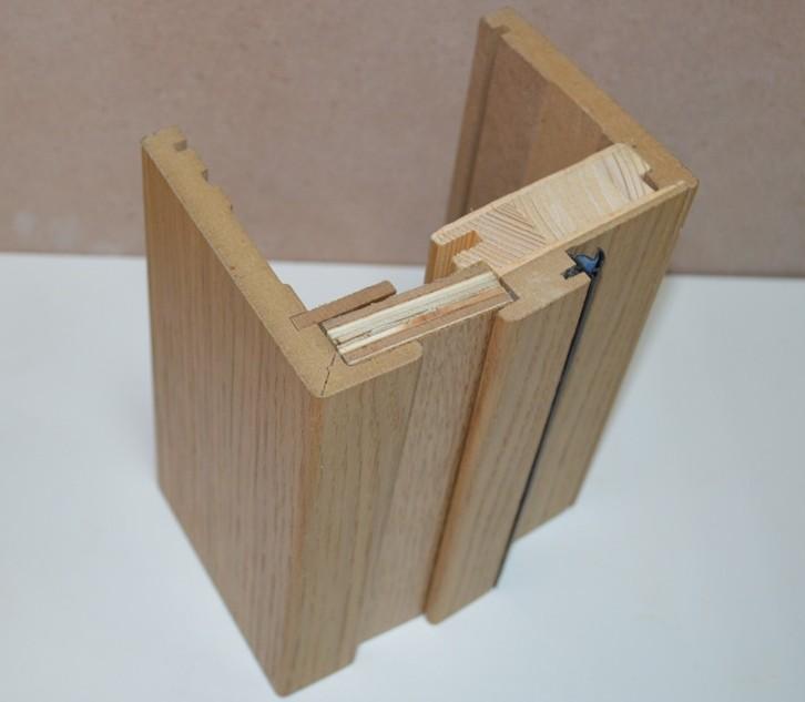 Дверная коробка с пазом