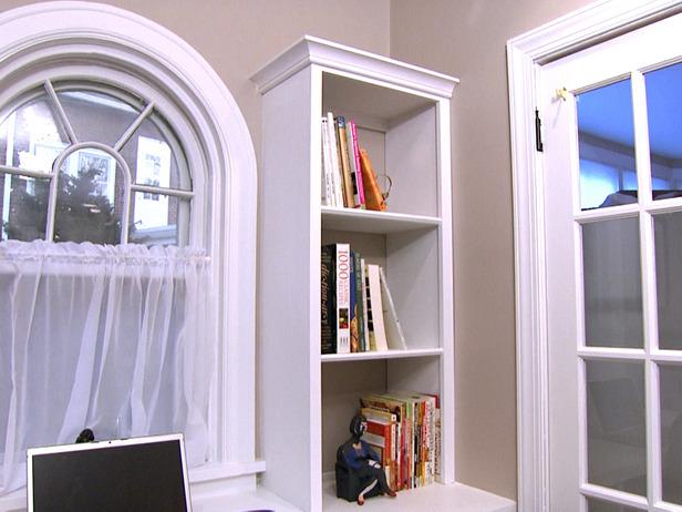 Шкаф из фанеры в интерьере квартиры