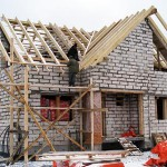 Видео: как построить дом из пеноблоков