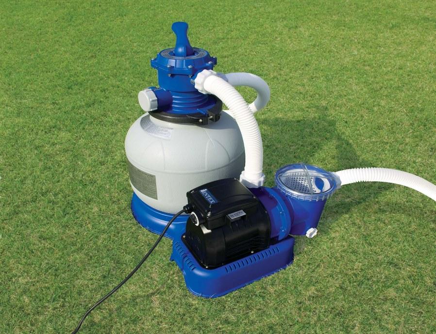 Фильтр для очистки воды в бассейне