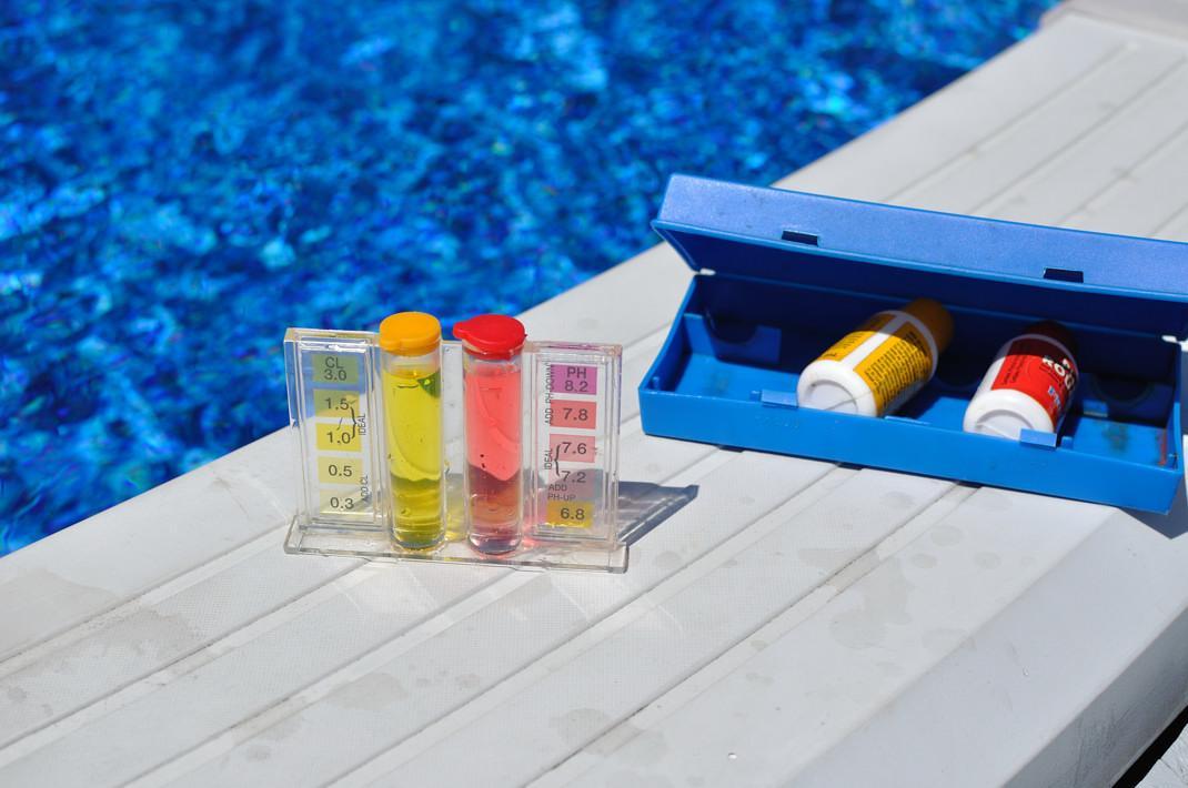 Поддержание уровня чистоты воды