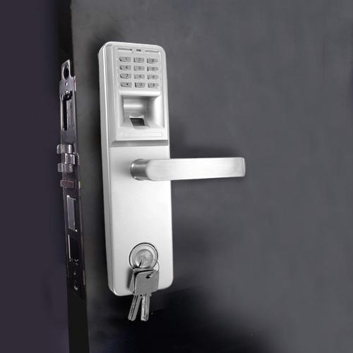 Биометрический замок: идентификация по отпечатку пальца