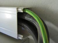 Прокладка кабель-канал