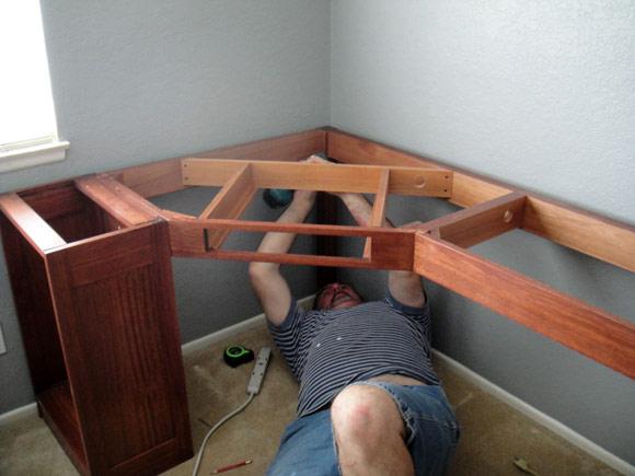 Столешница из бетона своими руками – как сделать бетонную столешницу