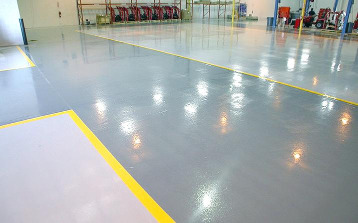 Краски для окраски бетоннных полов наливной полиуретановый черн