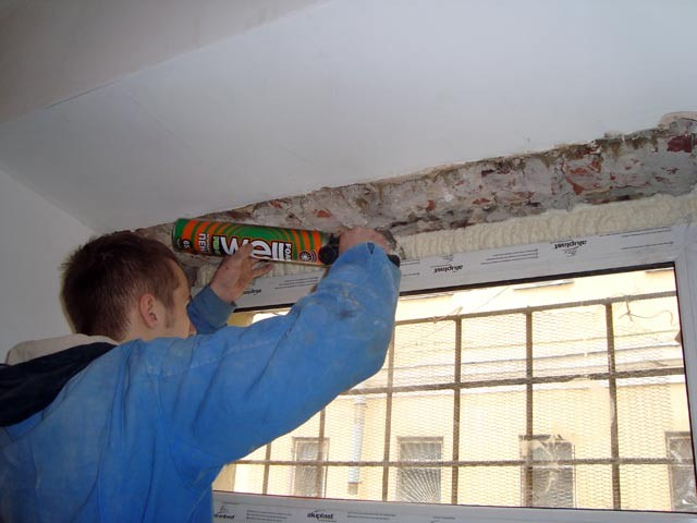 Монтаж пластиковых окон по ГОСТу