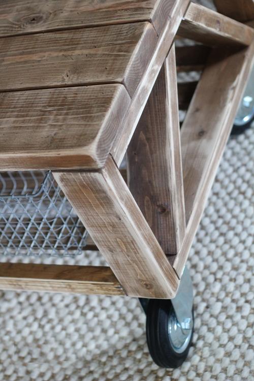 Металлические колесики для кофейного столика