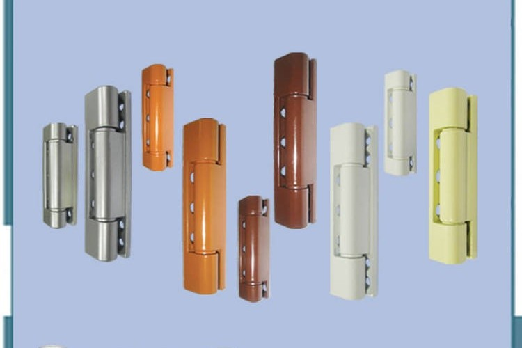 Разновидности петель на пластиковые окна