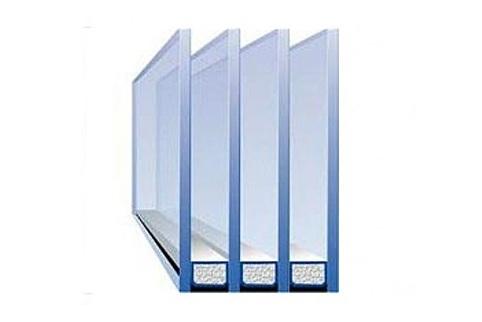 Трехкамерные стеклопакеты