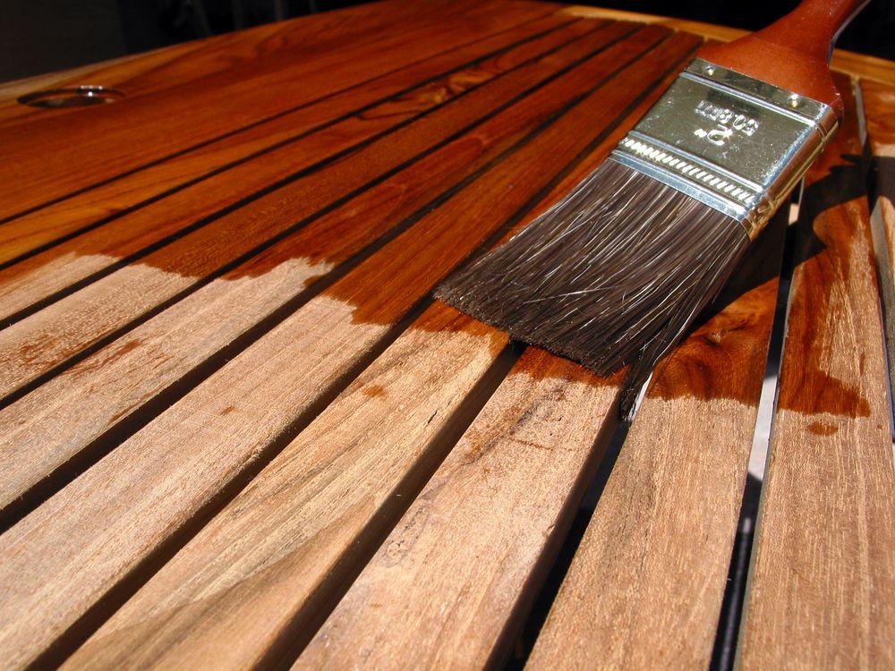 Невспучивающиеся огнезащитные краски для дерева