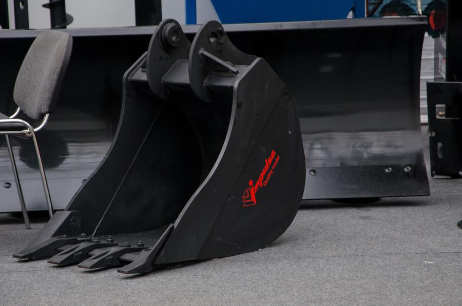 Ковш для экскаваторов-погрузчиков компании Impulse (Импульс)