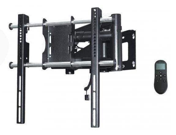 Моторизированный кронштейн для телевизора (с электроприводом)