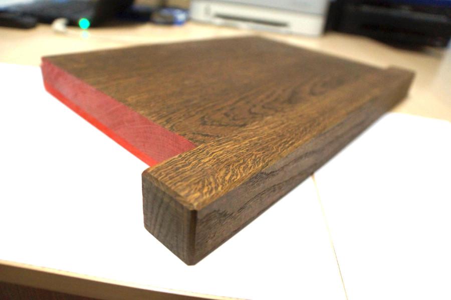 Размеры деревянного подоконника