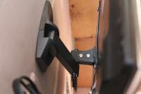 Самостоятельная установка кронштейна для телевизора