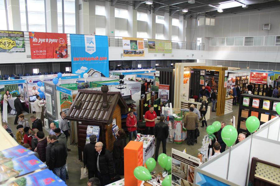 9-я межрегиональная выставка «Загородный дом – 2015»