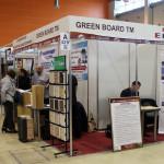 Фибролитовые плиты компании «Green Board»