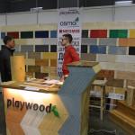 Краски и масла для древесины OSMO (компания «PlayWood»)