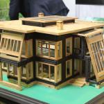 Проект-макет дома студии клееного бруса «СтройДомБрус»