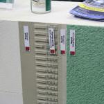 Устройство внешней отделки стен из пенобетона материалами Baumit