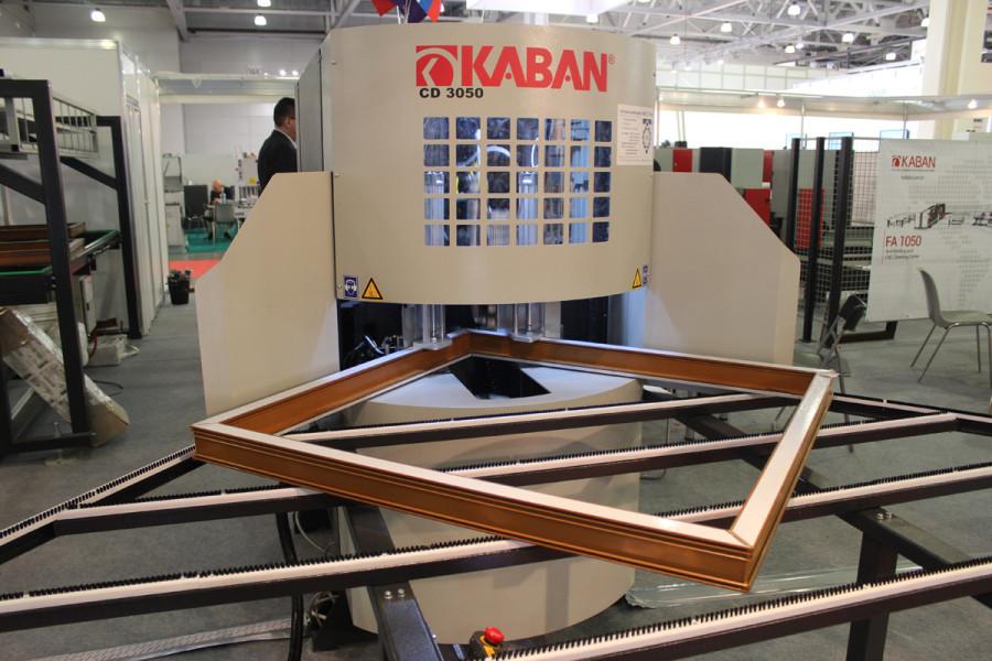 Оборудование KABAN для производства пластиковых окон