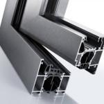 Монтаж окон из алюминиевого профиля