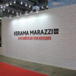 Стенд компании Kerama Marazzi