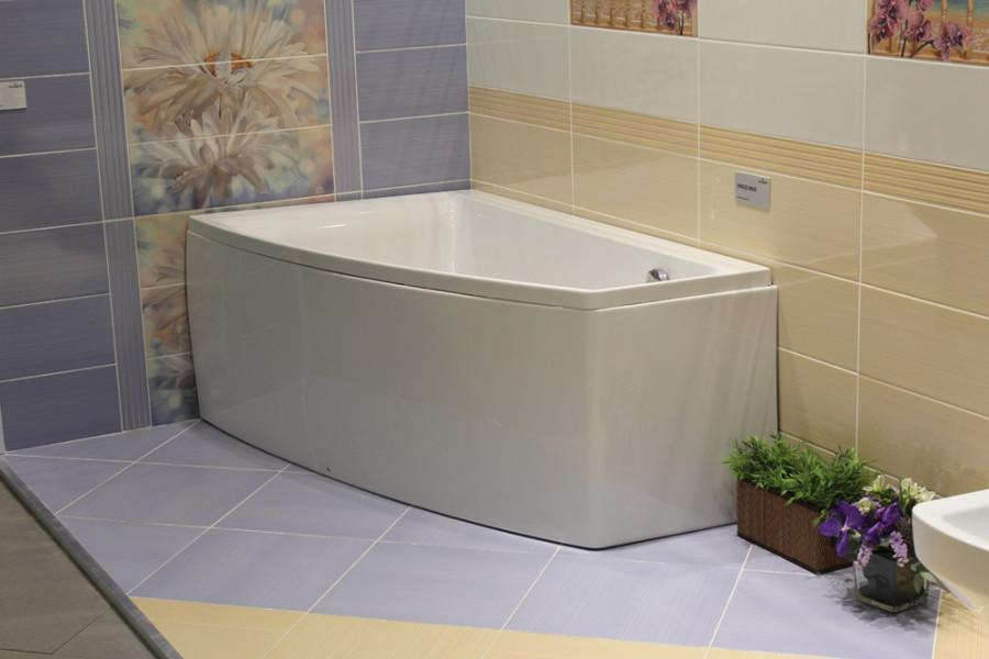 Cersanit. Акриловая ванна (коллекция Virgo Max)
