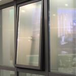 Строечно-ригельный фасад с повышенными теплотехническими характеристиками (Татпроф)
