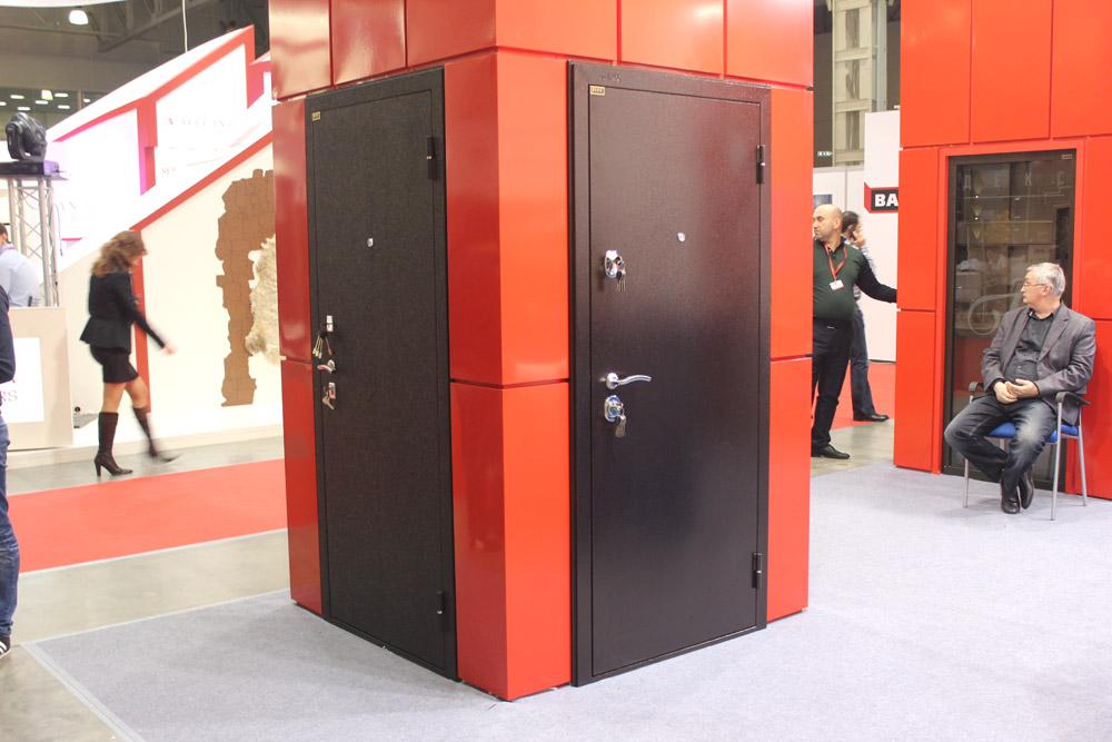двери стальные выставка продажа