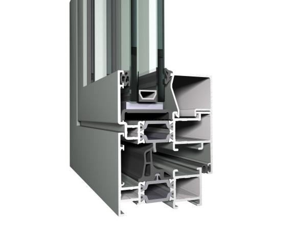 Теплые алюминиевые профильные системы Krauss