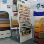 Окрашенный деревянный сайдинг Teknos