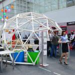 Красноярский региональный инновационно-технологический бизнес-инкубатор (КРИТБИ) на выставке «Малоэтажное домостроение»