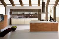 Дизайн и планировка открытой кухни