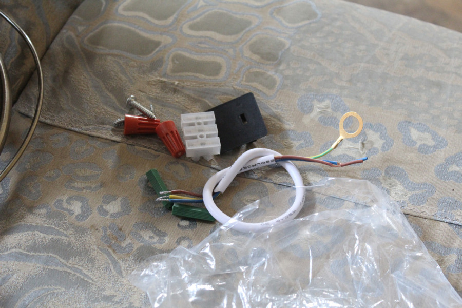 Комплект для подключения люстры