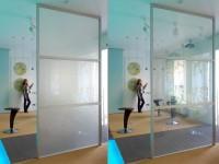 Окна и перегородки с переменной прозрачностью