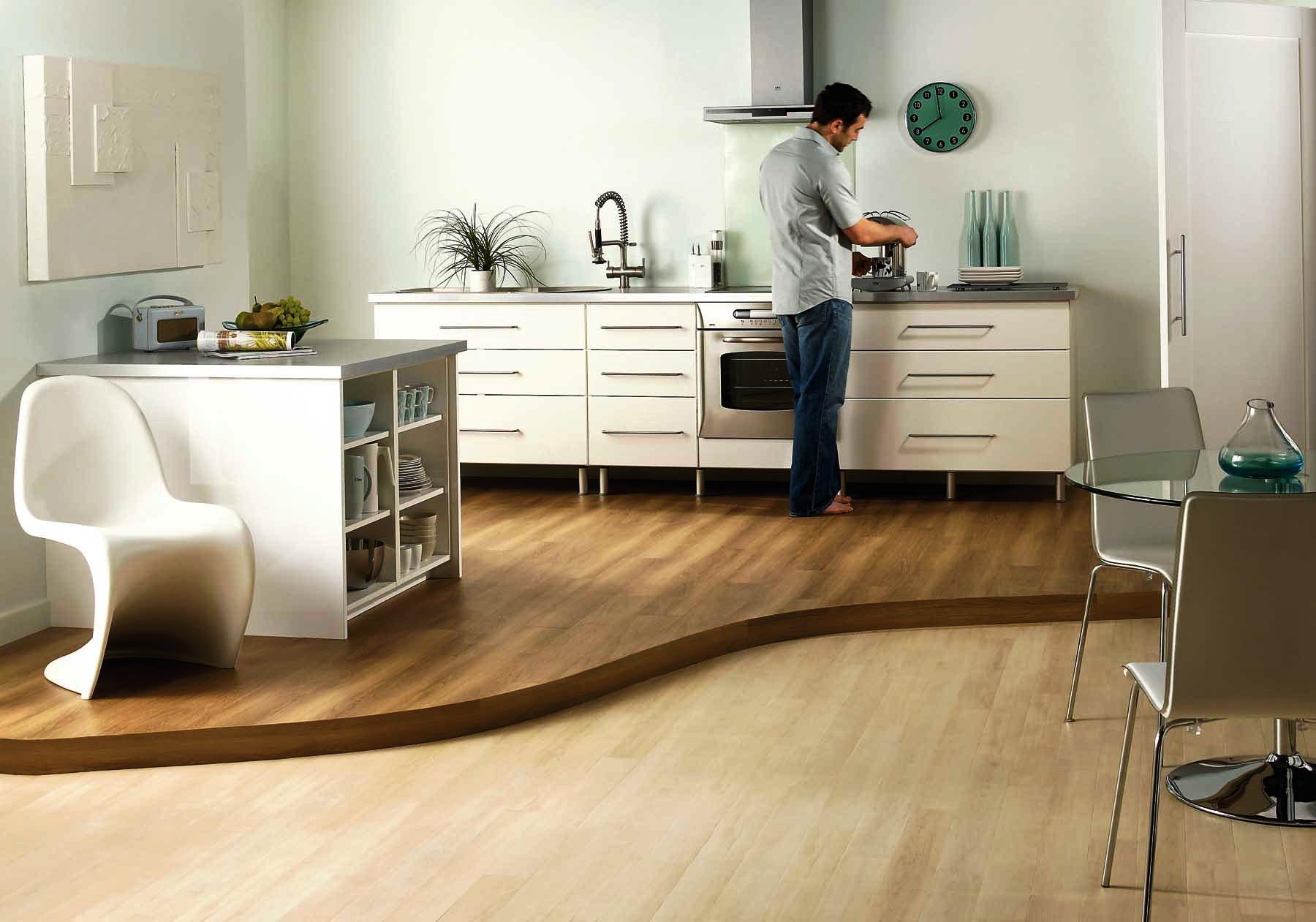 Как сделать подиум на кухне