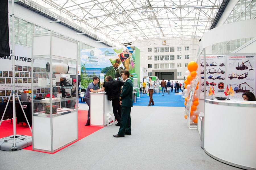 Выставка «Эксподрев» в Красноярске