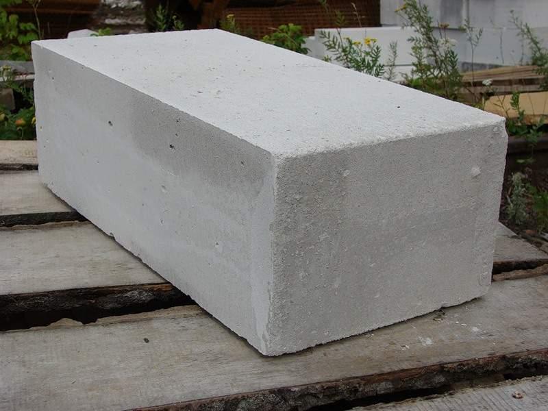 Блок пенобетона