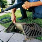 Как прочистить ливневую канализацию