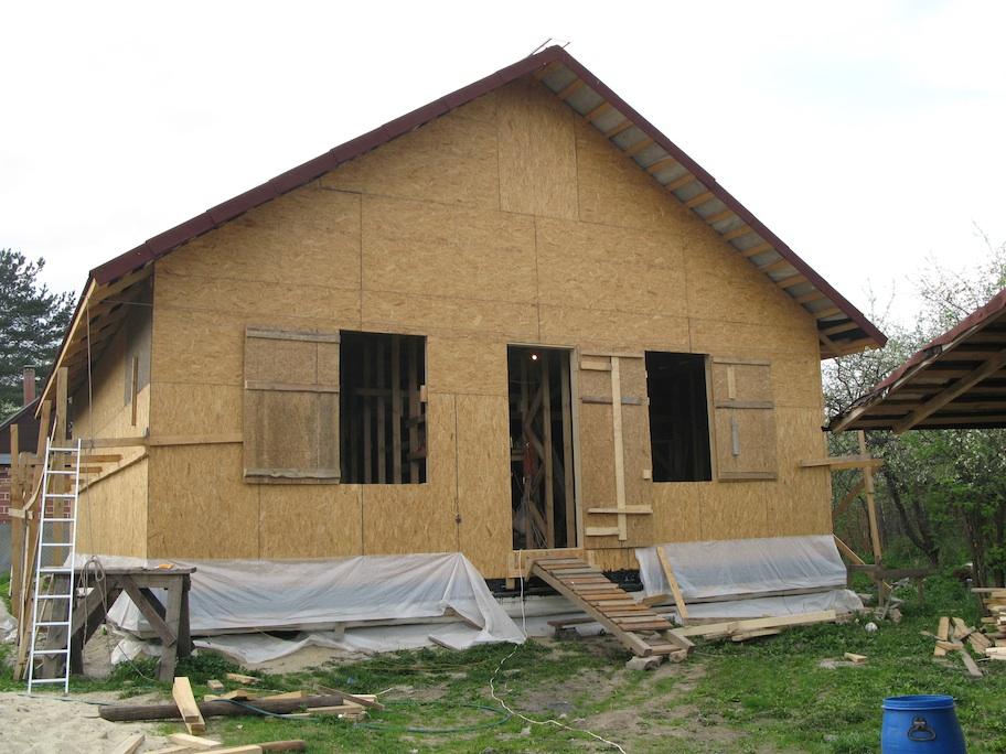 фото каркасно щитовые дома