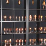 Коллекция декоративных ламп