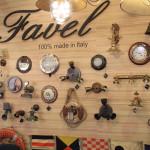 Итальянские дизайнерские светильники Favel