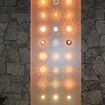 Варианты точечных светильников